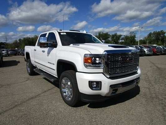 90 A 2019 GMC Sierra 2500Hd Price Design And Review