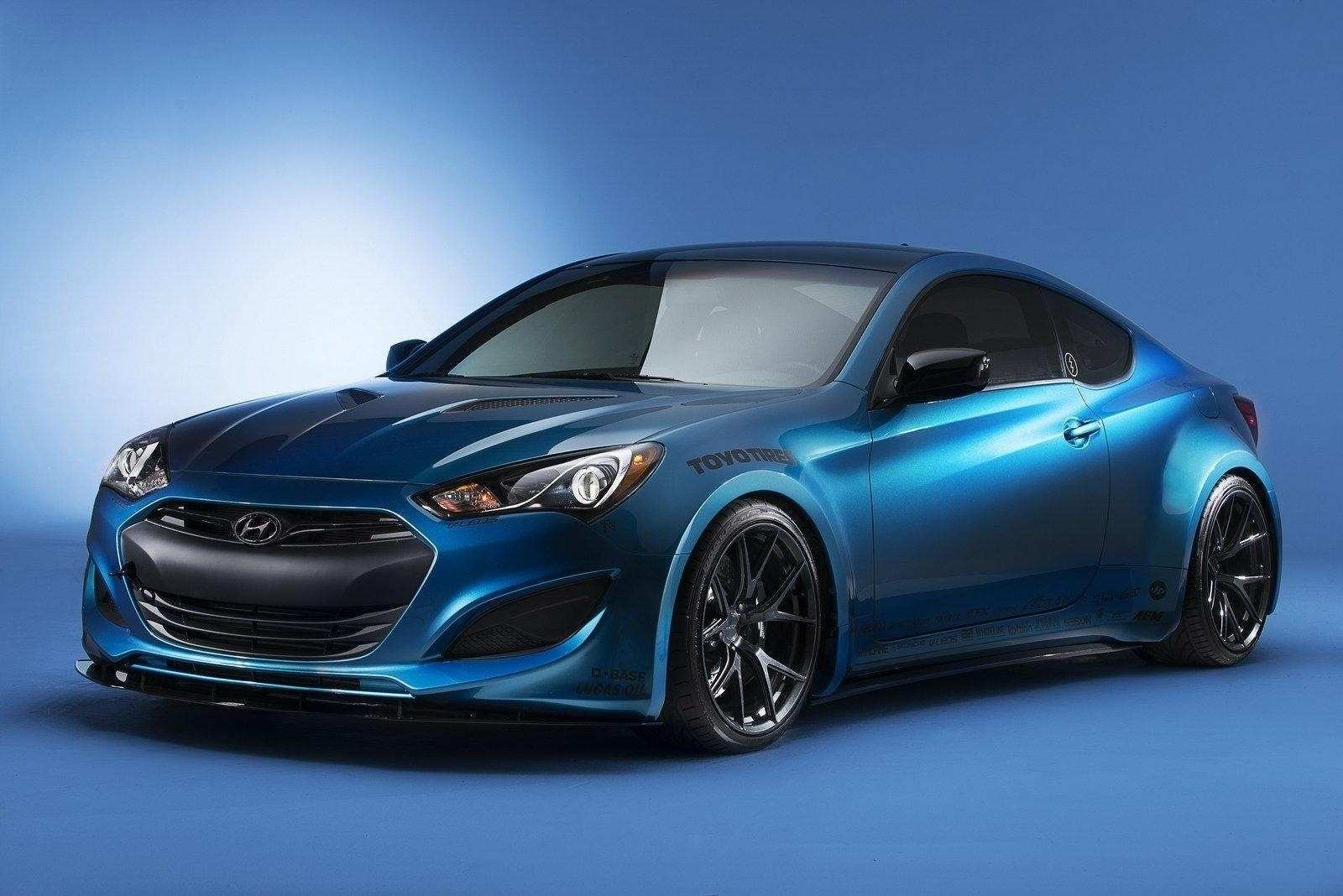 90 A 2019 Hyundai Genesis Coupe Picture