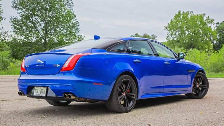 90 A 2019 Jaguar XJ Rumors