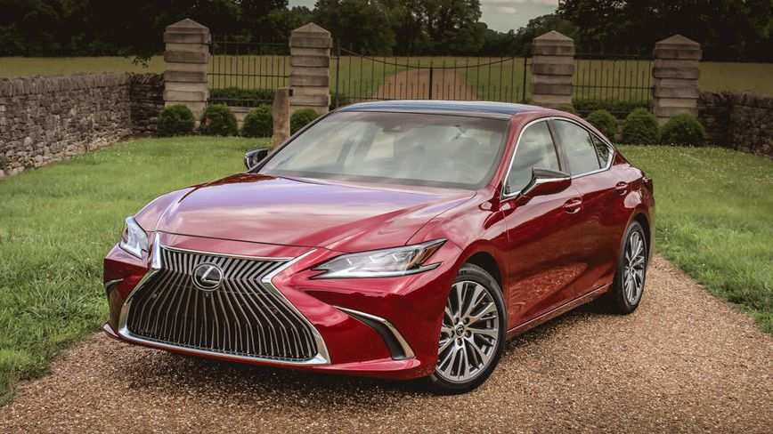 90 A 2019 Lexus Es Awd Price And Release Date