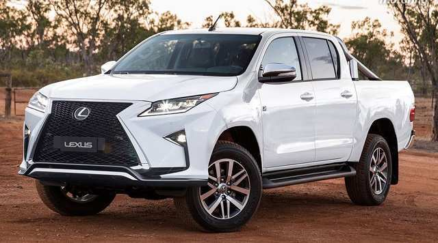 90 A 2019 Lexus Truck Release Date And Concept
