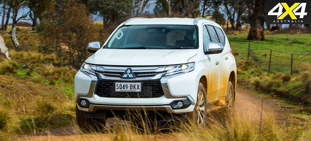 90 A 2019 Mitsubishi Montero Sport Concept And Review