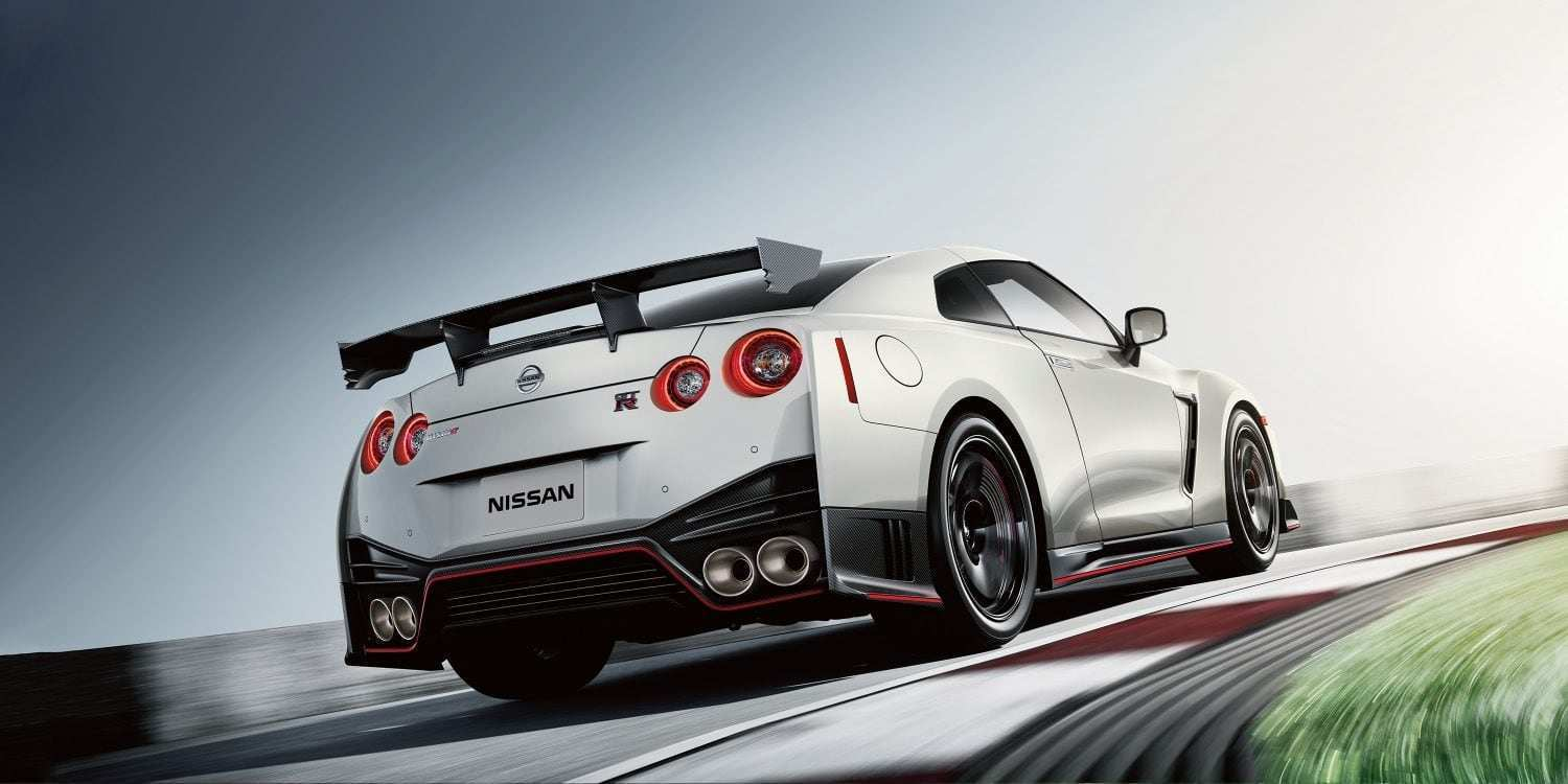 90 A 2019 Nissan GT R New Concept