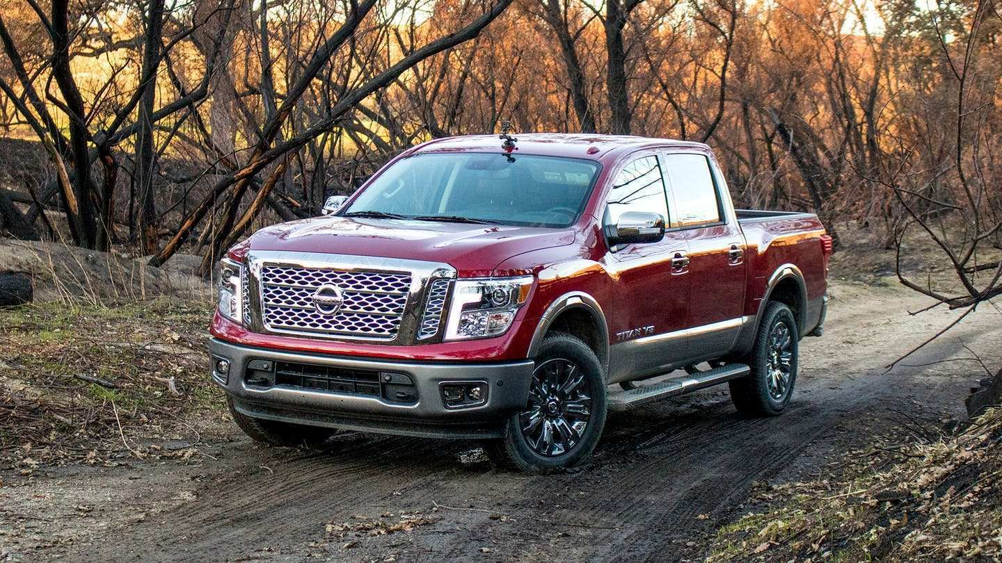 90 A 2019 Nissan Titan Interior 2 Concept And Review