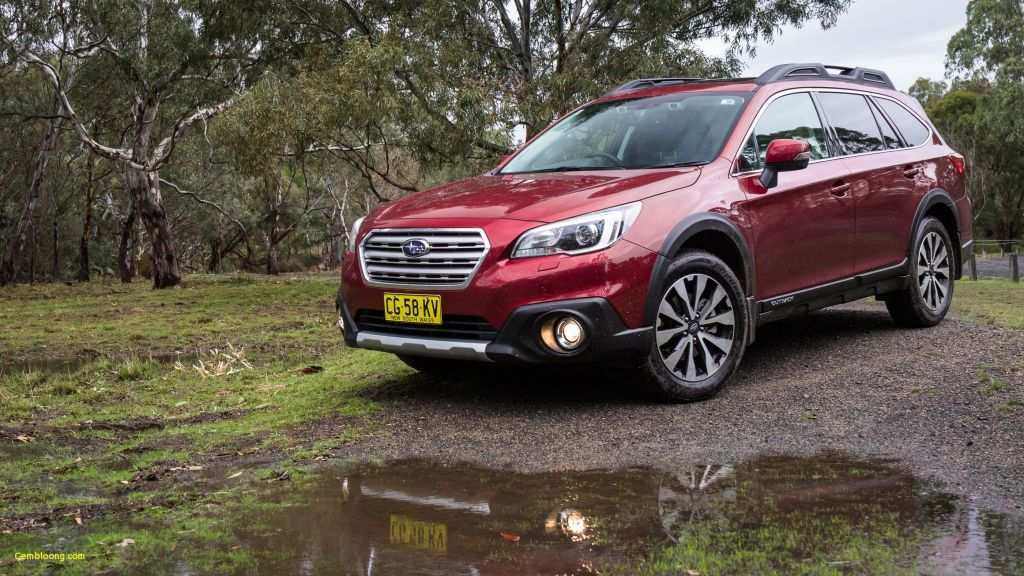 90 A 2019 Subaru Outback Turbo Hybrid Exterior And Interior