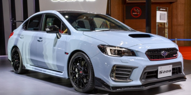 90 A 2019 Subaru Wrx Review Review And Release Date