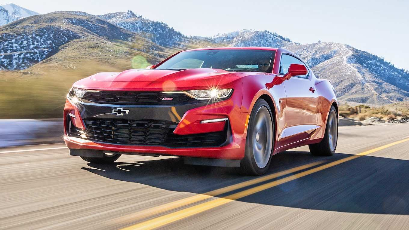 90 A 2019 The All Chevy Camaro Pictures