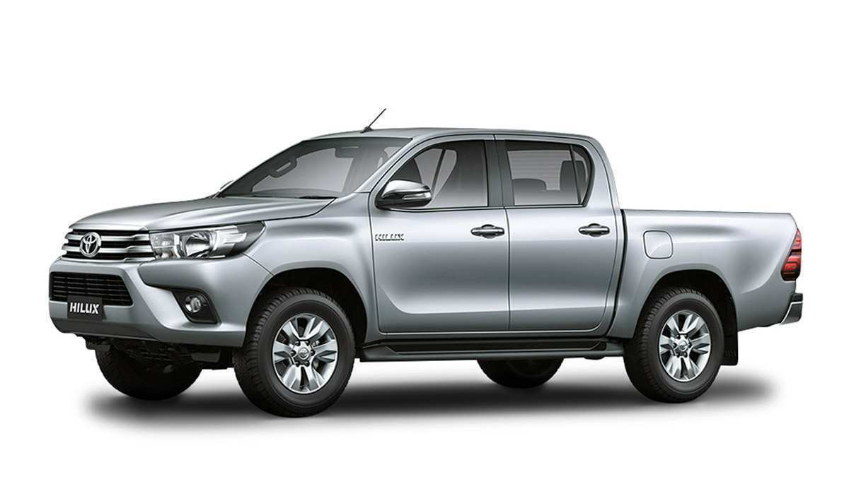 90 A 2019 Toyota Hilux Release
