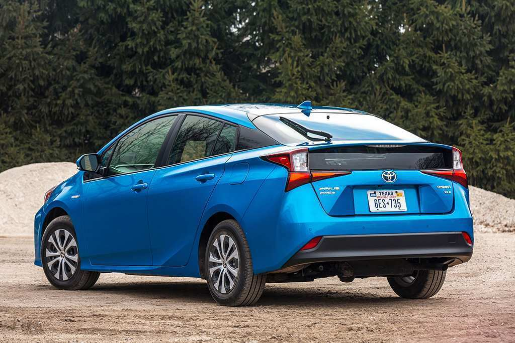 90 A 2019 Toyota Prius Price And Release Date