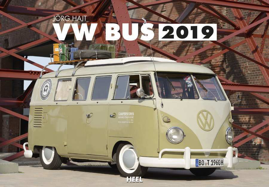 90 A 2019 VW Bulli Overview