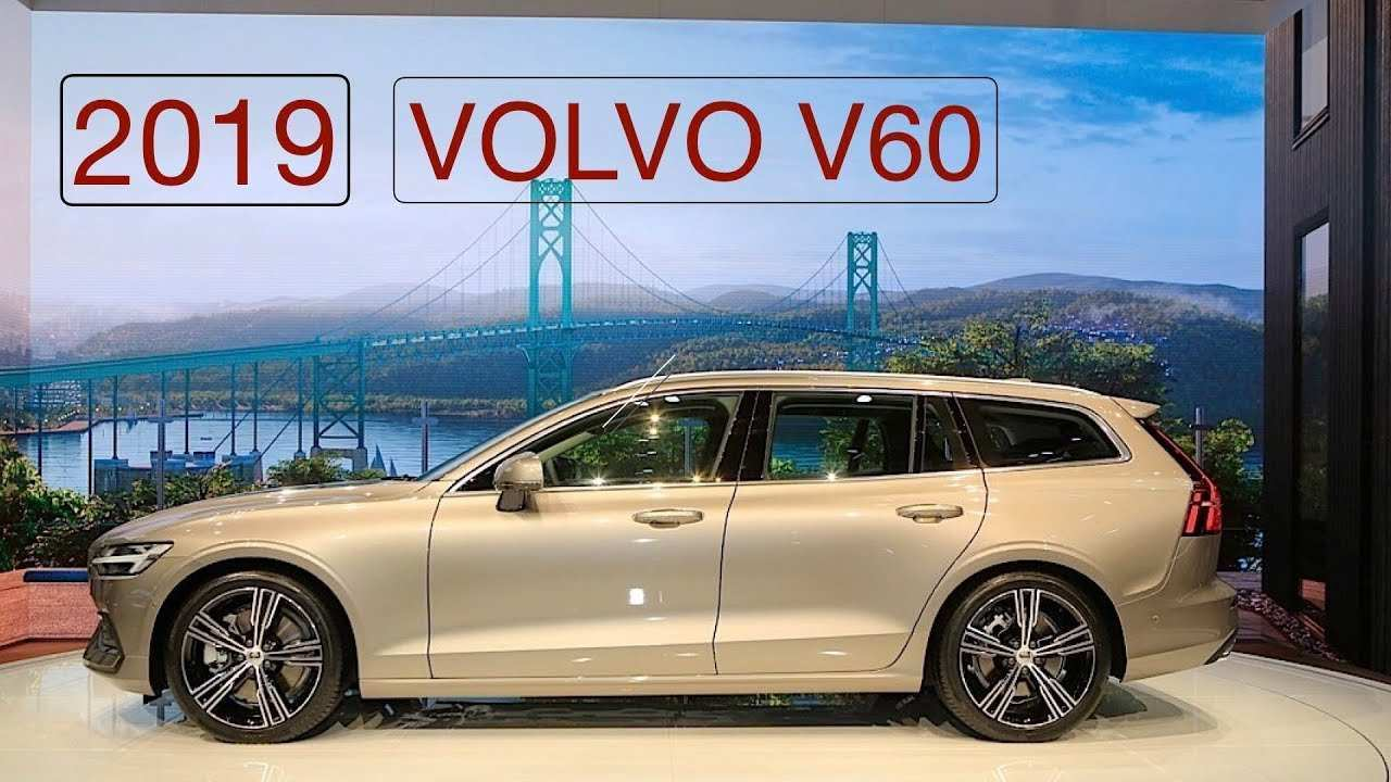 90 A 2019 Volvo V60 Price Pictures