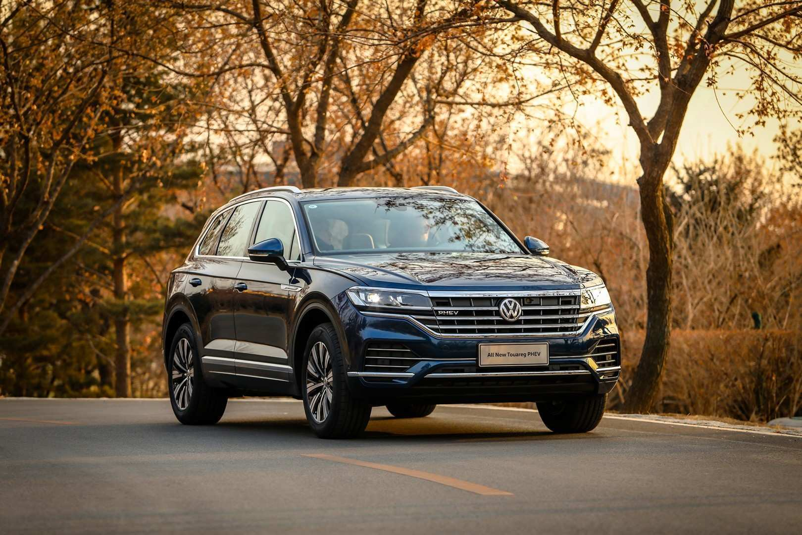 90 A 2019 Vw Touareg Tdi New Model And Performance