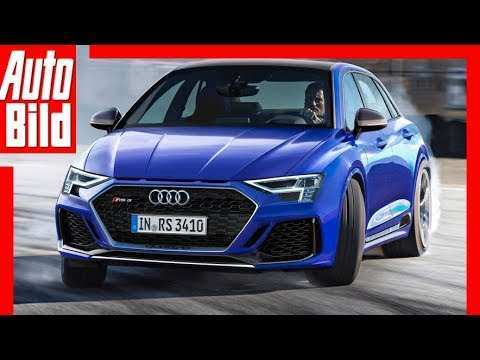90 A 2020 Audi RS3 Redesign And Review