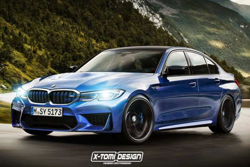 90 A 2020 BMW M3 Release Date Photos