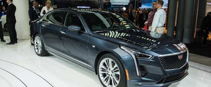 90 A 2020 Cadillac CT6 New Concept