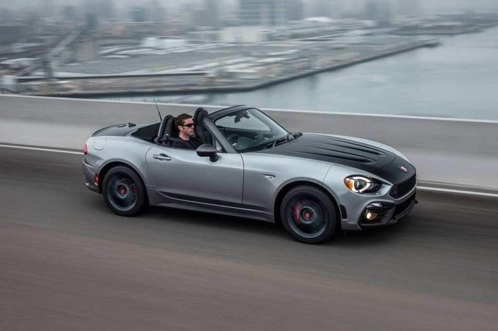 90 A 2020 Fiat Spider Rumors