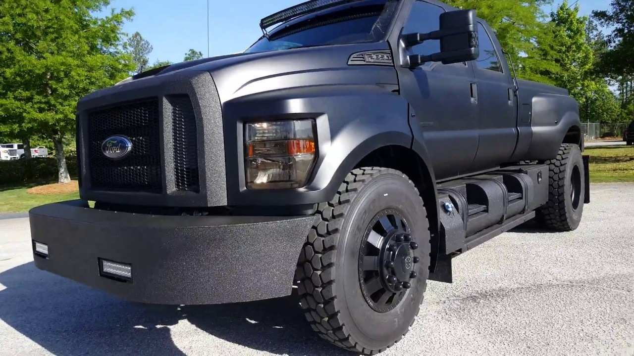 90 A 2020 Ford F 650 F 750 Redesign And Concept