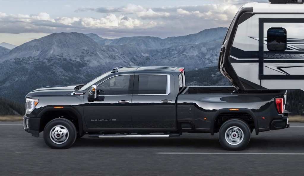 90 A 2020 GMC Denali 3500Hd Performance