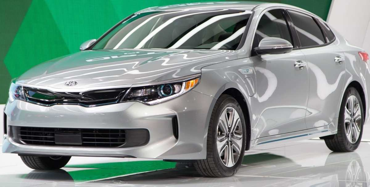90 A 2020 Kia OptimaConcept Release