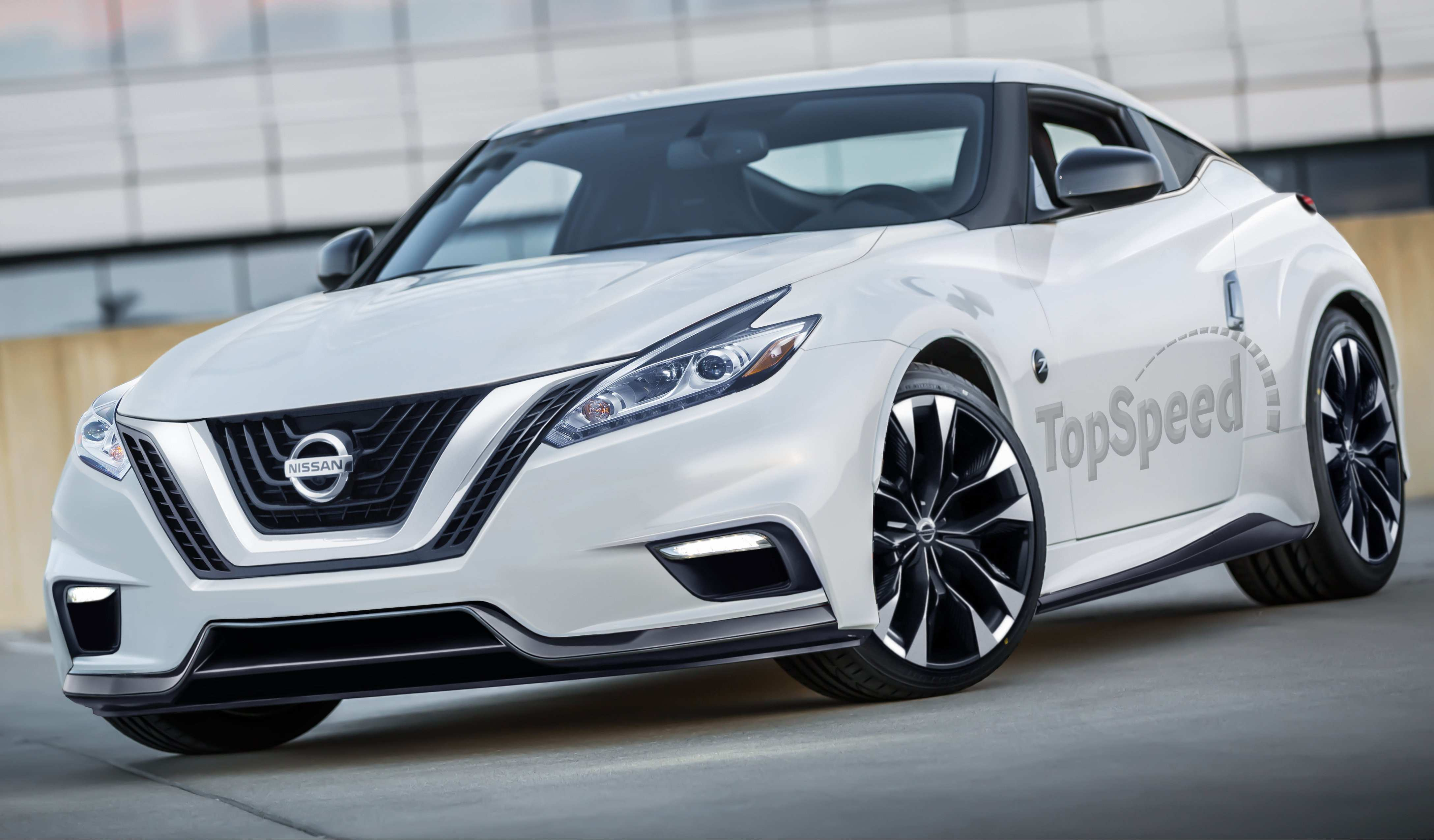 90 A 2020 Nissan Z35 Speed Test