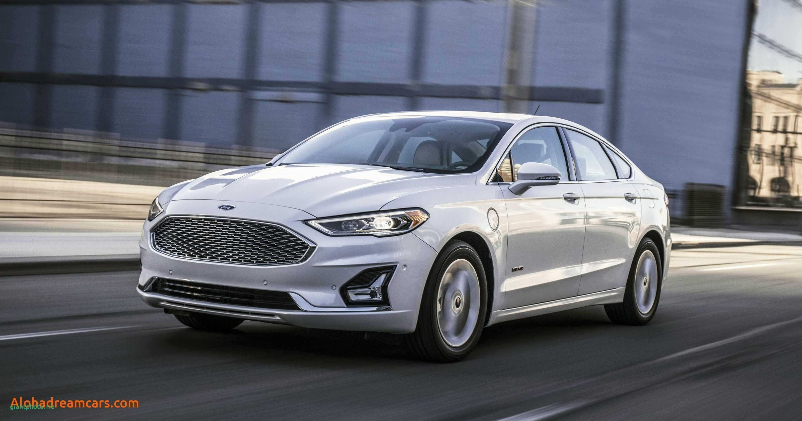 90 A 2020 The Spy Shots Ford Fusion New Review