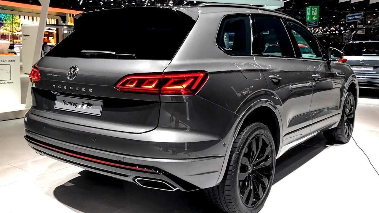 90 A 2020 Volkswagen Touareg Performance And New Engine