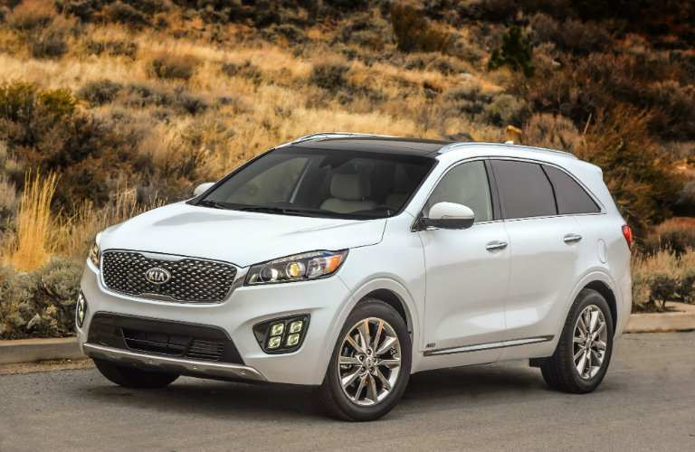 90 A Kia Sorento 2019 White Redesign And Review