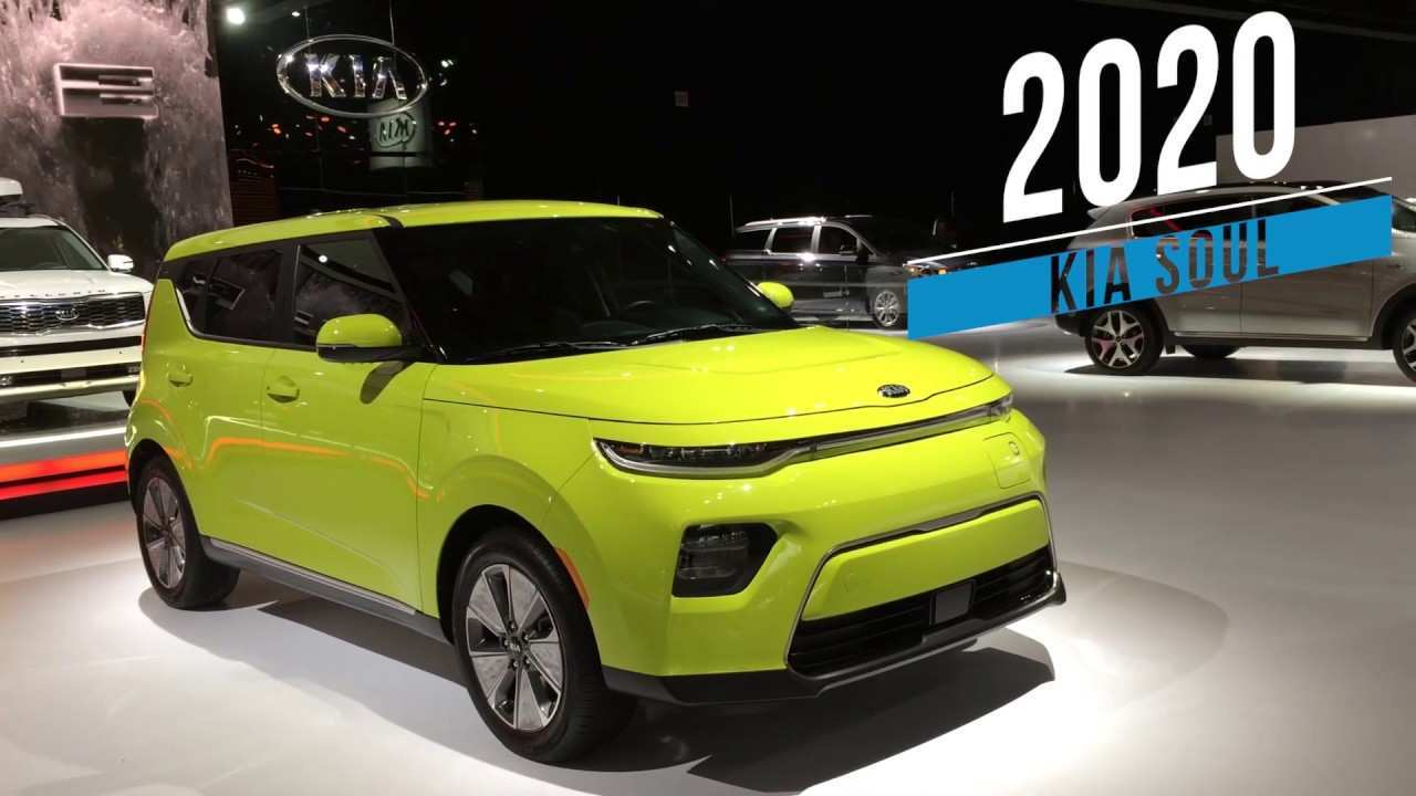 90 A Kia Soul 2020 You Tube Review And Release Date
