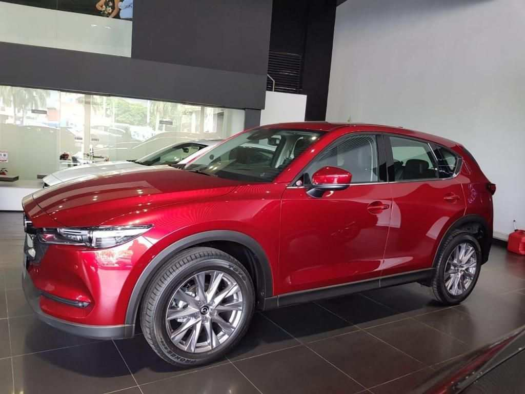 90 A Mazda Cx5 Grand Touring Lx 2020 Configurations