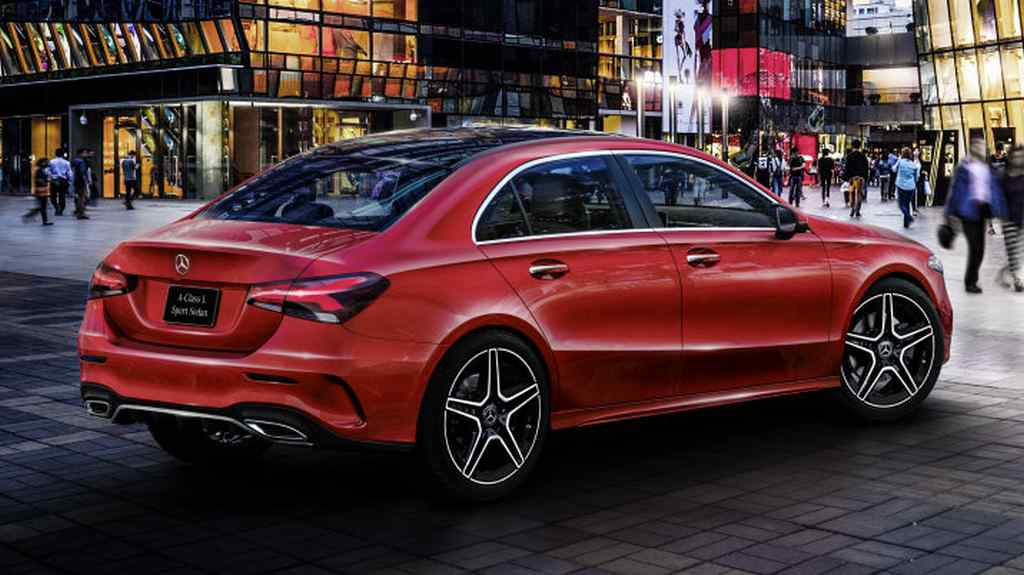 90 A Mercedes A Class 2019 Price History