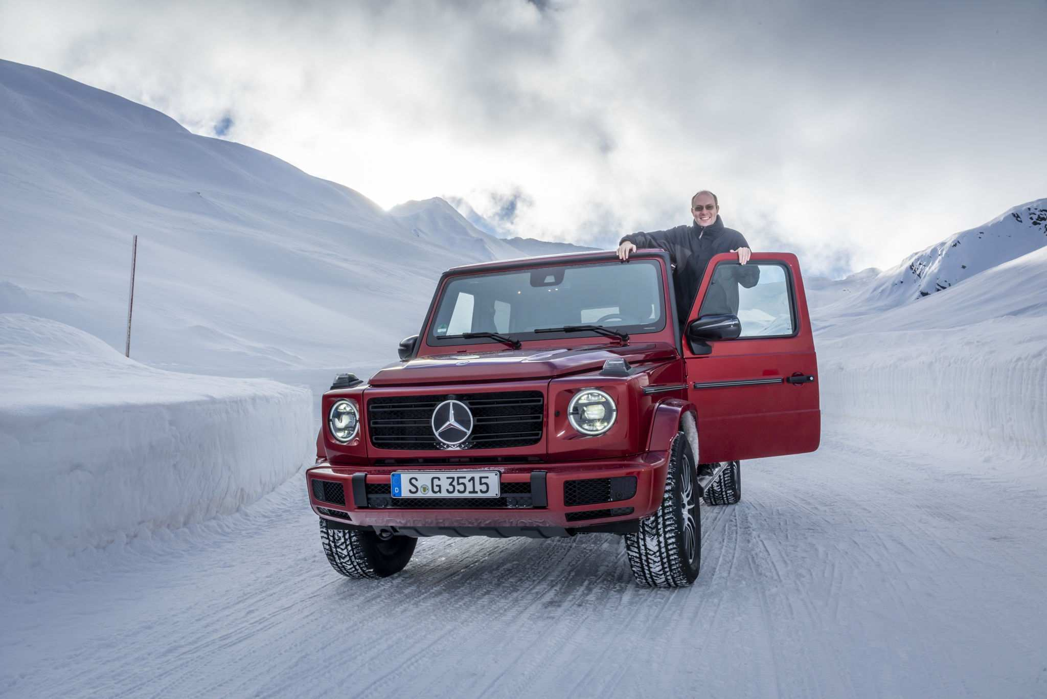 90 A Mercedes G 2019 Price