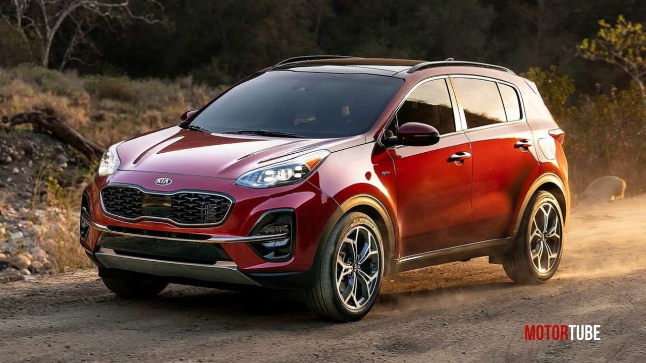 90 A New Kia Sportage 2020 Youtube Model