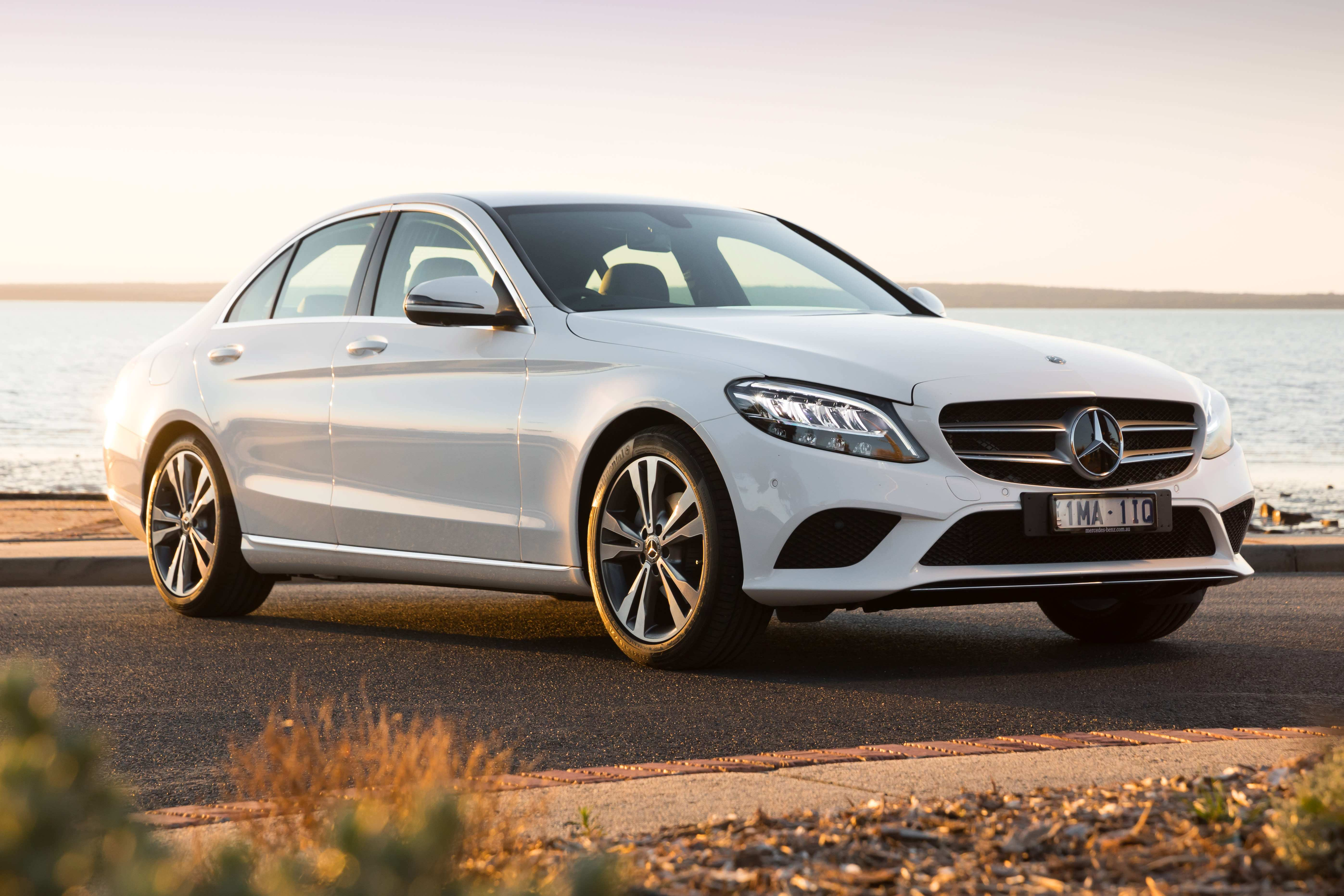 90 A The New Mercedes C Class 2019 Performance