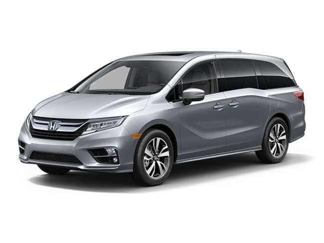 90 A Toyota Odyssey 2019 Images