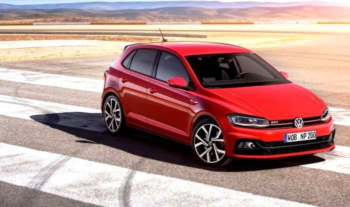 90 A Vw Polo 2019 India Photos