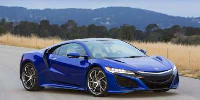 90 All New 2019 Acura NSX Model