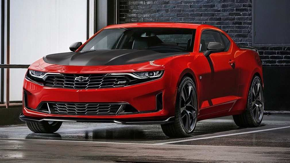 90 All New 2019 Chevy Camaro Competition Arrival Performance