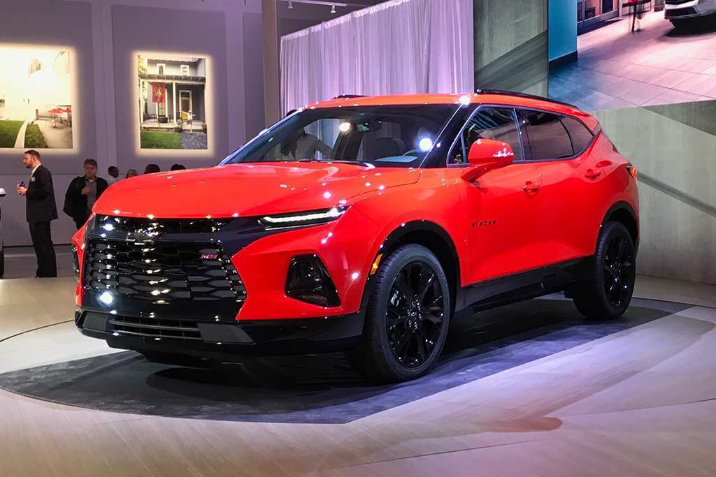 90 All New 2019 Chevy Trailblazer Ss Picture