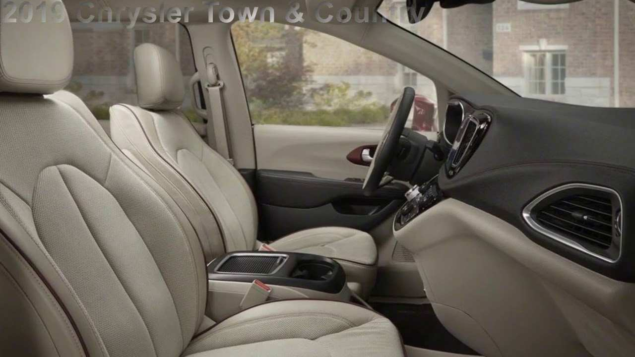 90 All New 2019 Chrysler Town Country Review