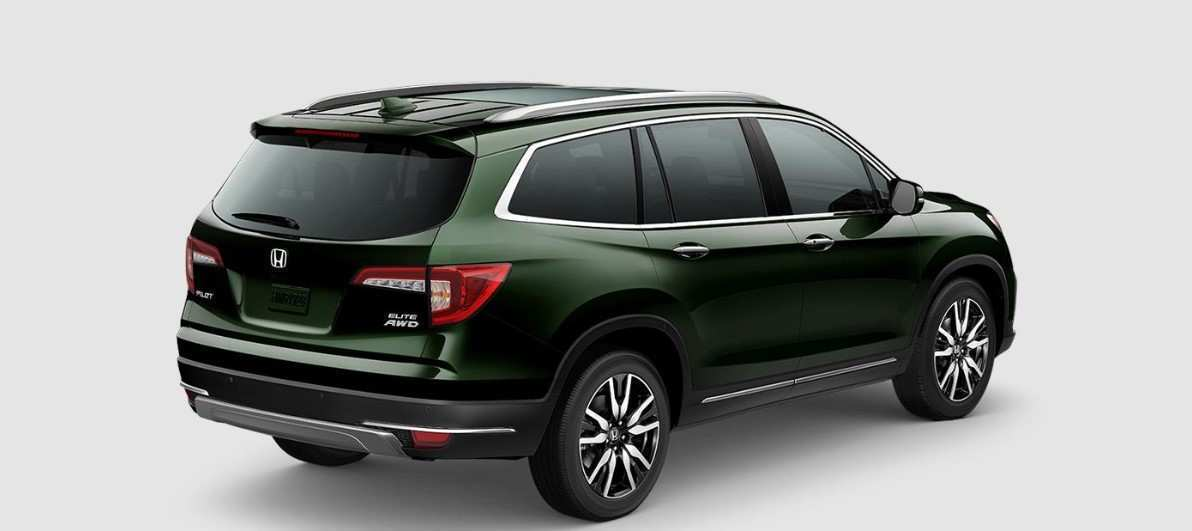 90 All New 2019 Honda Pilot Performance And New Engine