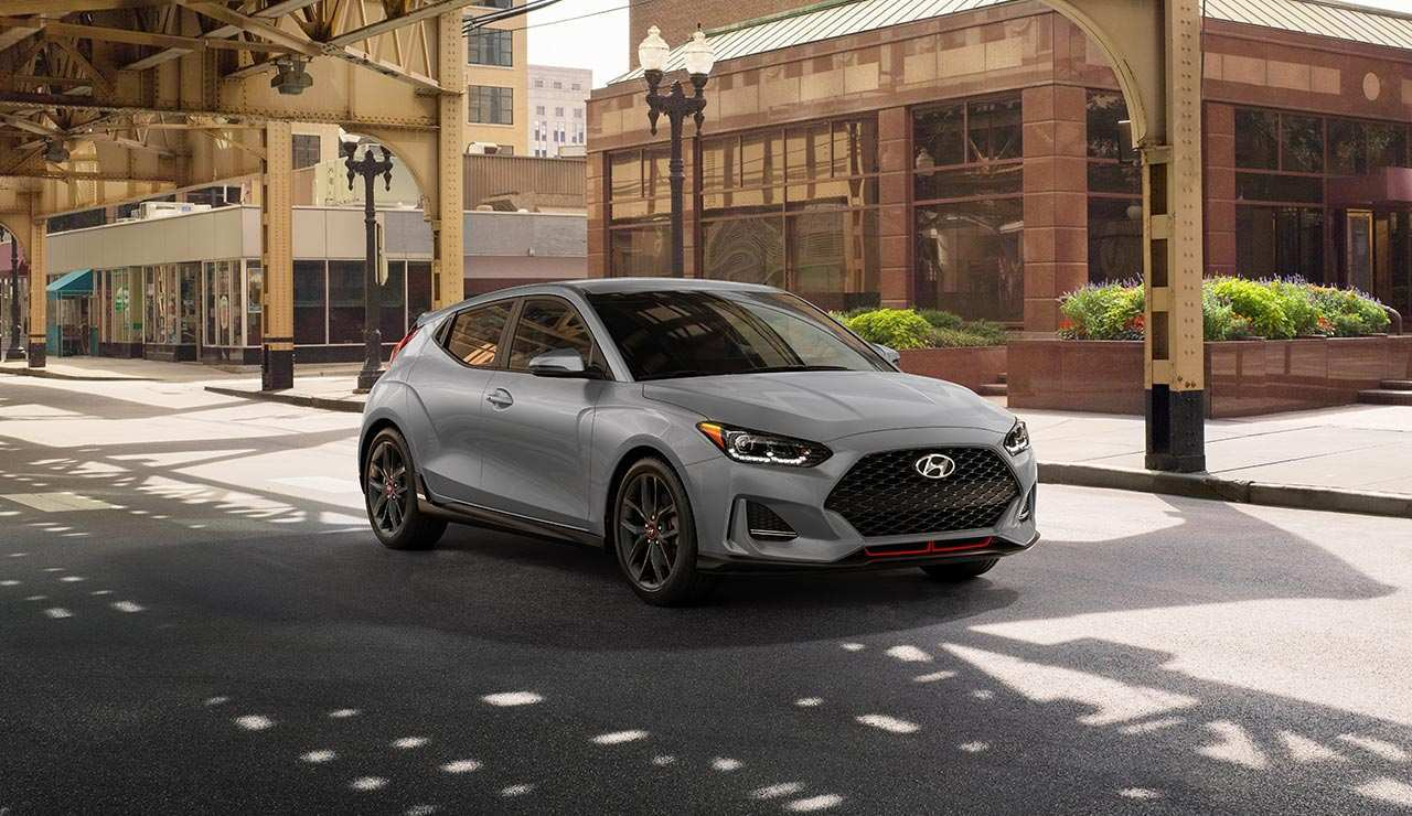 90 All New 2019 Hyundai Veloster Turbo Photos