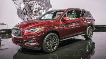 90 All New 2019 Infiniti QX60 Hybrid New Review