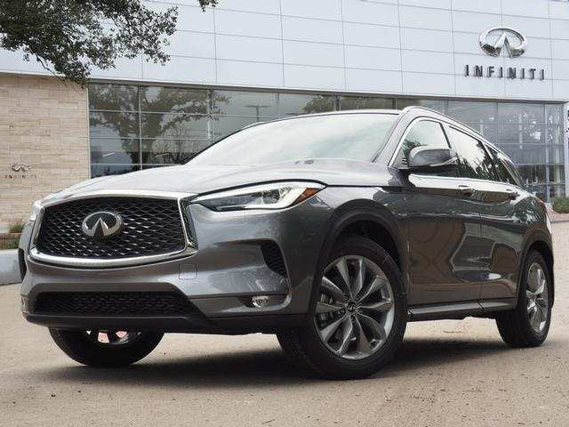 90 All New 2019 Infiniti Qx50 Luxe Interior History