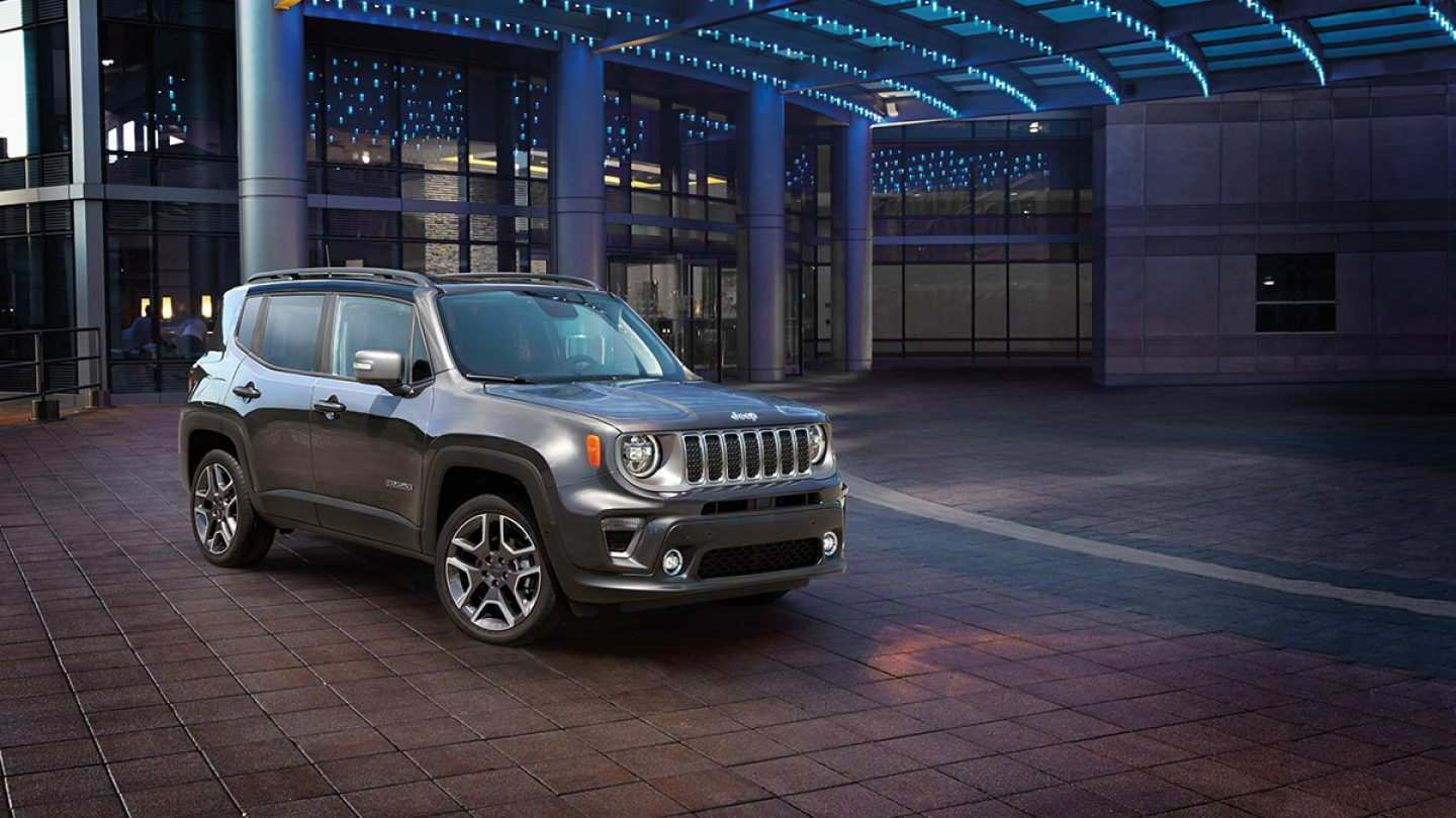 90 All New 2019 Jeep Renegade Research New