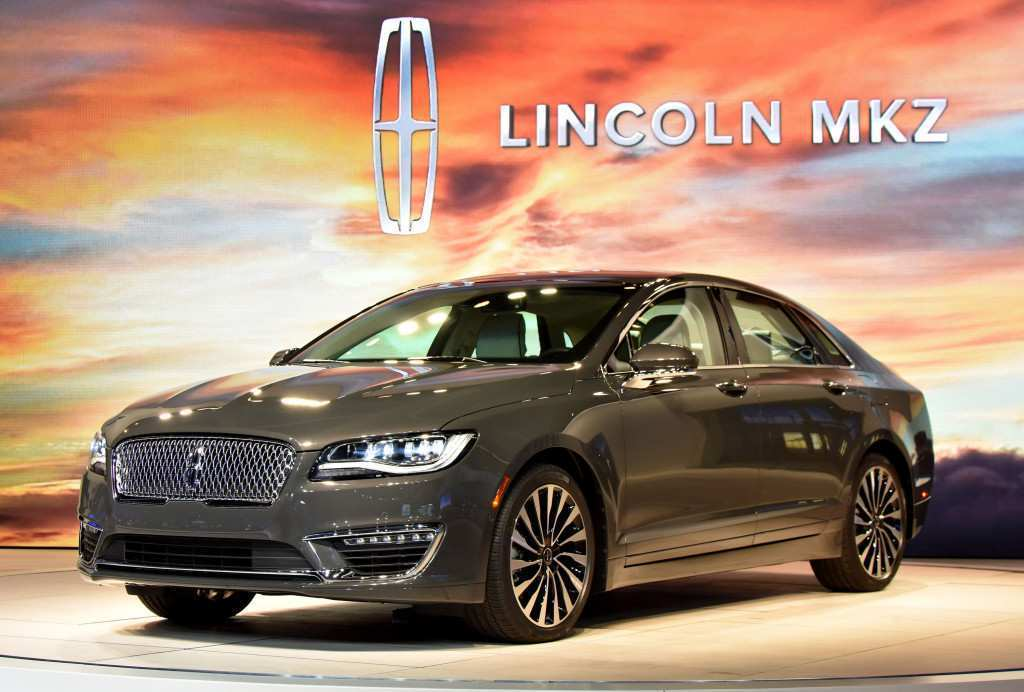 90 All New 2019 Lincoln MKZ Price And Review