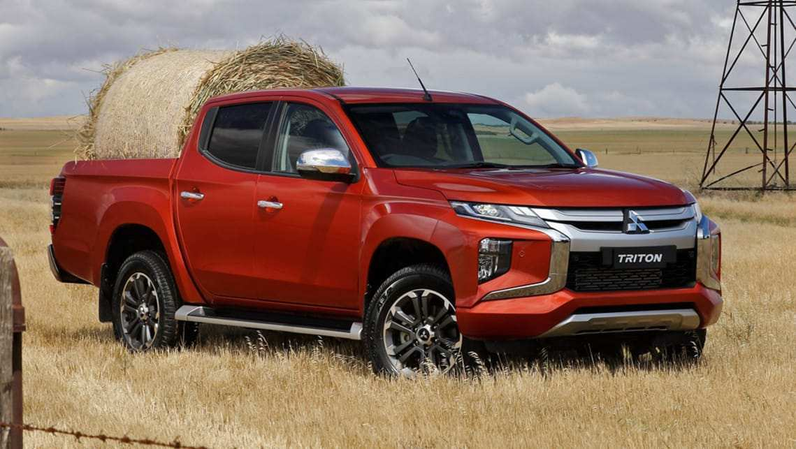 90 All New 2019 Mitsubishi Triton Performance And New Engine