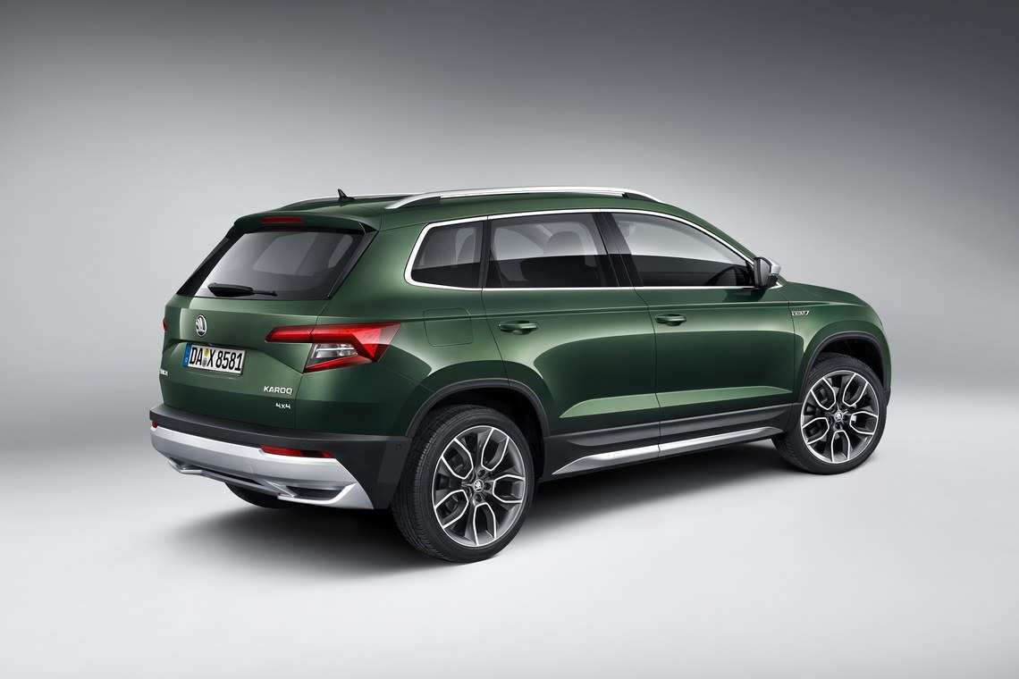 90 All New 2019 Skoda Scout Wallpaper