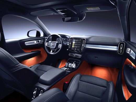 90 All New 2019 Volvo Xc40 Interior Release