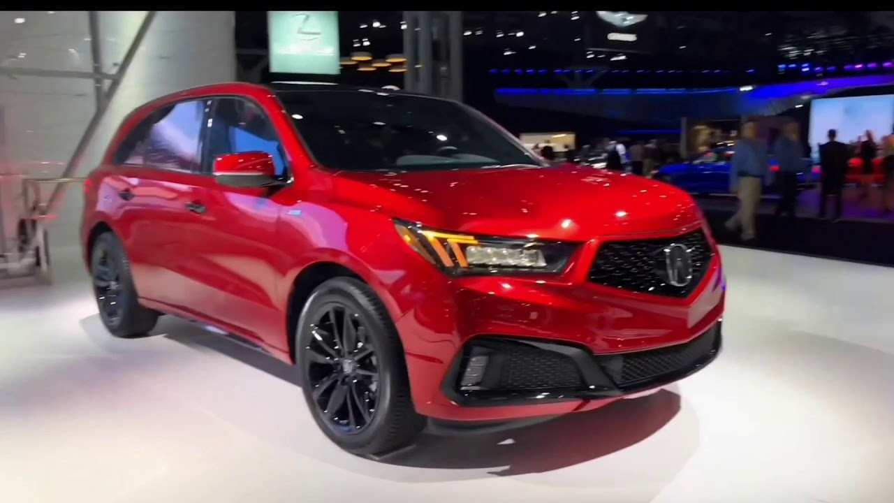 90 All New 2020 Acura Mdx Pmc Edition Price And Release Date