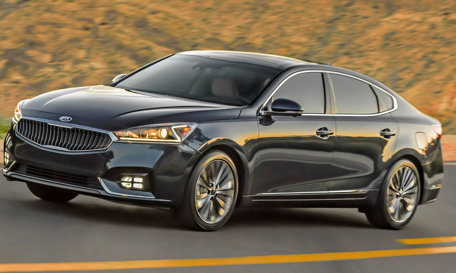 90 All New 2020 All Kia Cadenza Ratings